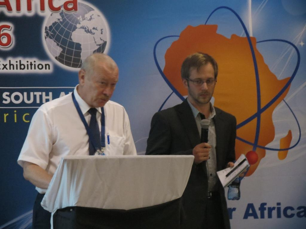Nuclear Africa Conference 2016 photo 27