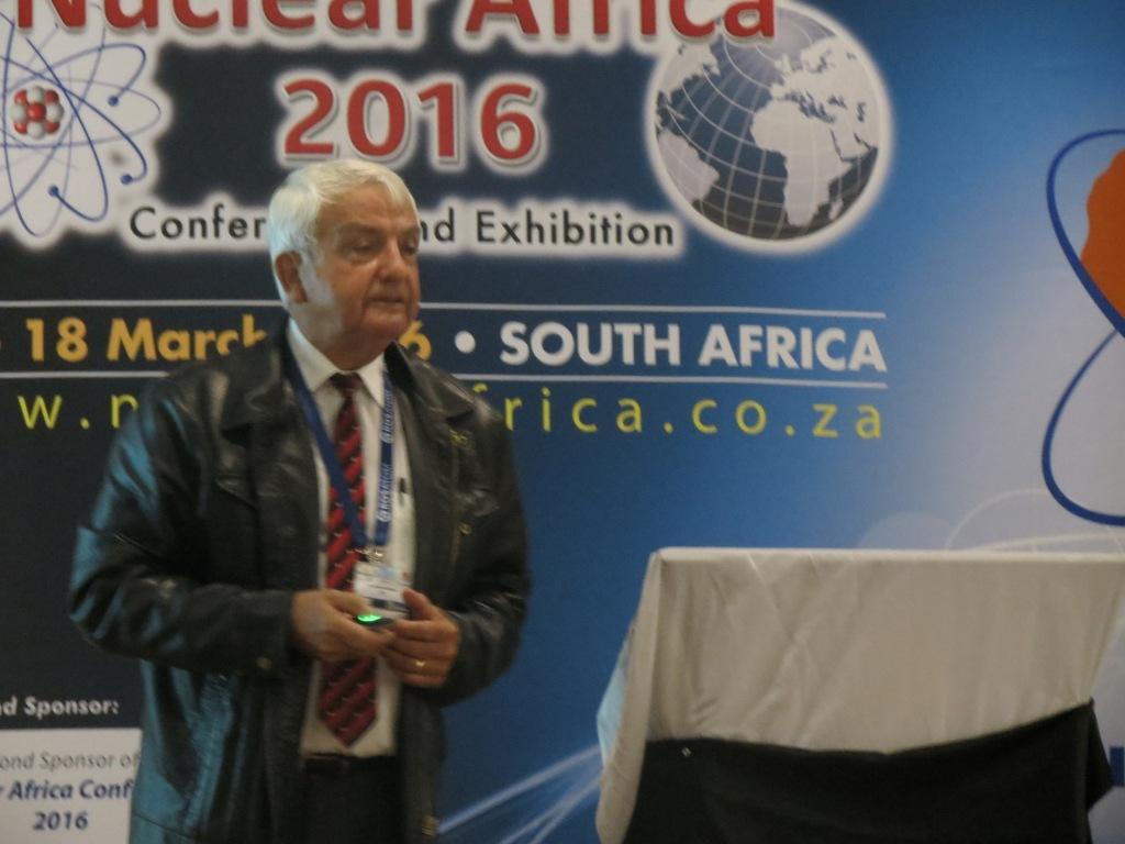 Nuclear Africa Conference 2016 photo 29