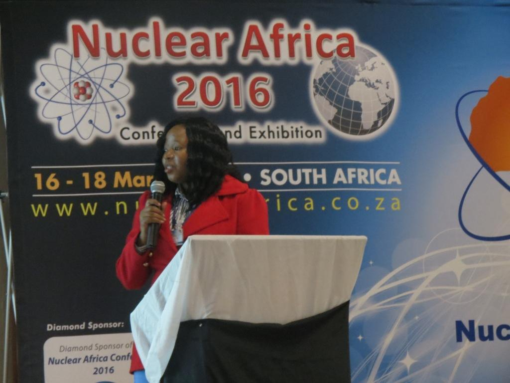 Nuclear Africa Conference 2016 photo 48